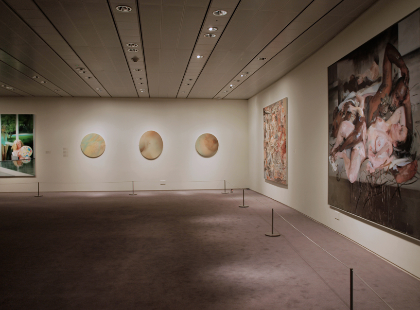 REALITY, Modern and Contemporary Painting, Installation View, Sainsbury Centre, UK, 2014-2015