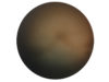 Body 06.24.17, oil on tondo, 42 inch diameter, 2017