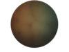 """Body 07.31.16"", oil on tondo, 20 inch diameter, 2016"